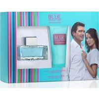 Antonio Banderas Blue Edt 100 Ml Kadın Parfüm + Body Lotion