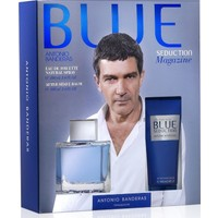 Antonio Banderas Blue Man Edt 100 Ml + After Shaving 100 Ml