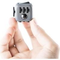 Probiel Orijinal Fidget Cube Kikstarter Versiyon Stres Küpü Gri Siyah
