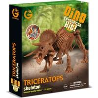 Geoworld Triceratops Geoworld Dino Kazı Seti
