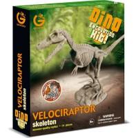 Geoworld Velociraptor Geoworld Dino Kazı Seti