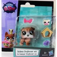 Lıttlest Pet Shop Bullena Doghouser Lps İkili Miniş