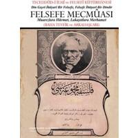 Felsefe Mecmuası (Ciltli)