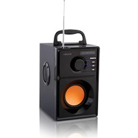 Mikado MD-10B 5W+2.5W*2 Usb + McSD+Fm Destekli Bluetooth Speaker