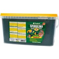 Tropical Super Spirulina Forte Granulat 3000 Gram Kova
