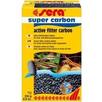 Sera Super Carbon 250Gr