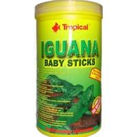 Tropical Iguana Baby Sticks 1200 Ml-Yavru Yemi 260Gr