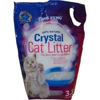 Long Feng Sılıca Kedi Kumu 3,8Lt