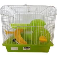 Dayang Hamster Kafesi Oyuncaklı 27X20X26Cm.