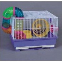 Dayang Mini Hamster Kafesi28,5X12X35