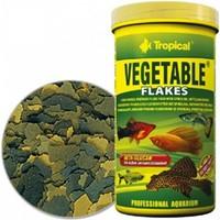 Tropical Vegetable Bitkisel Pul Balık Yemi 1200Ml 220Gr