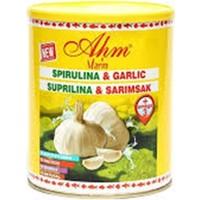 Ahm Marin Spirulina Garlic Sarımsaklı 1,5 Kg Kutu