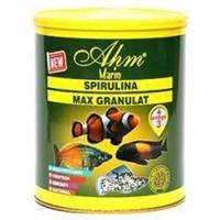 Ahm Marin Spirulina Max Granulat Akvaryum Balık Yemi 1,75 Kg