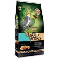 Gold Wings Premium Paraket Yemi 1Kg 5'Li Paket
