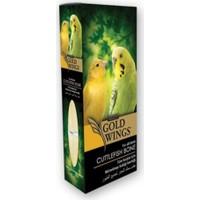 Gold Wings Premium Mürekkep Balığı Kemiği Küçük 6'Lı Paket