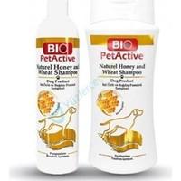 Bio Pet Active Bal Özlü Köpek Şampuanı 400Ml