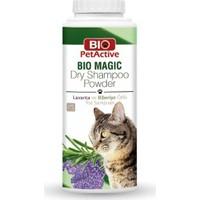 Bio Petactive Magic Lavanta Ve Biberiye Özlü Kuru Kedi Şampuanı 150 Gr