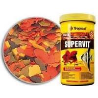 Tropical Supervit 8Mix Pul Balık Yemi 300Ml 55G