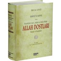 Sıfatü'S-Safve Allah Dostları Hayatı Ve Fazileti (İthal Kağıt) - İbnu'l Cevzi
