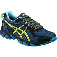 Asics T638N-5807 Gel Sonoma 2 Gtx Gore-Tex Koşu Ayakkabısı Renkli Bağcık