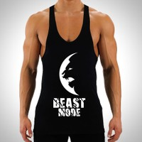 Sportono Beast Mode Lion Fitness Sporcu Atleti