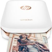 HP Sprocket Beyaz Fotoğraf Yazıcı Z3Z91A