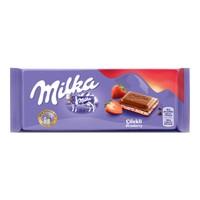 Milka Çilekli Yoğurtlu Çikolata 100g