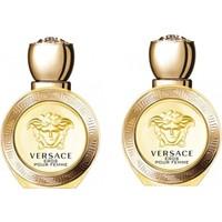 Versace Eros Pour Femme Edt 100 Ml + Versace Eros Pour Femme Edt 100 Ml 2'li Kadın Parfüm Set