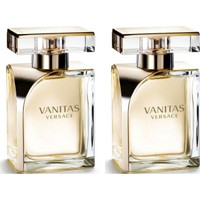 Versace Vanitas Edp 100 Ml + Versace Vanitas Edp 100 ml 2li Kadın Parfüm Set