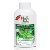 Natural Herbs 400ML Isırgan otlu Keratin Şampuan