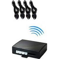 İnwells E20 Sesli Geri Park Sensörü Siyah