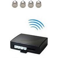 İnwells E20 Sesli Geri Park Sensörü Gri