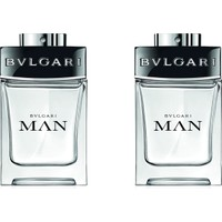 Bvlgari Man Edt 100 Ml + Bvlgari Man Edt 100 Ml 2'li Erkek Parfüm Set