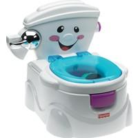 Fisher-Price Eğitici Eğlenceli Tuvalet (Türkçe), Tuvalet Eğitimine Yardımcı, Teşvik Edici Şarkılar ve Cümleler BMD23
