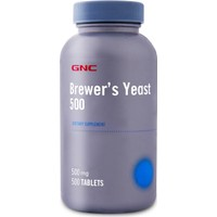 Gnc - Brewer's Yeast 500 mg - 250 Tablet
