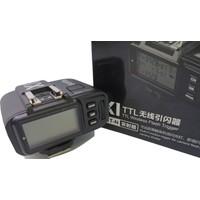 Godox Nikon Uyumlu X1T-N Flaş Tetikleyici, X1T Flaş Tetikleyici, D7300 Tetikleyici, D5500 Flaş Tetikleyici, D800 Tetikleyici