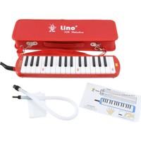 Lino Melodika 32K Tuşlu Kırmızı