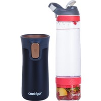 Contigo Pinacle 300 Ml + Cortland İnfuser 770 Ml