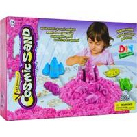 Toys E Toys Rahatlatıcı Ve Sihirli Aksesuar Kalıplı Sıkıştırılabilir Asla Kurumayan 500 Gr Kinetik Kum