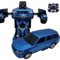 Kkd Transformers Uzaktan Kumandalı Robota Dönüşen Porche Jeep R/C Transformers Uzaktan Kumandalı Dönüşen Robot Araba