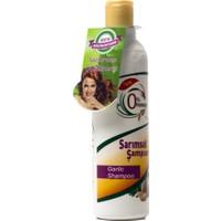 Veronya Sarımsak Şampuanı-Doğal Kokusuz Sarımsak Şampuanı-Paraben İçermez
