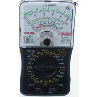 Tt Technic Dt-5828 Analog Multimetre
