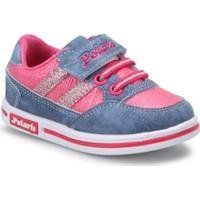 Polaris 72.508717.B Mavi Kız Çocuk Sneaker Ayakkabı