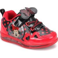 Mickey Mouse Janet Siyah Kız Çocuk Sneaker Ayakkabı