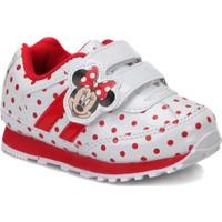 Mickey Mouse Yobo Beyaz Kız Çocuk Sneaker Ayakkabı