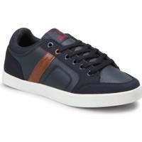 Kinetix Keya Lacivert Taba Erkek Sneaker Ayakkabı