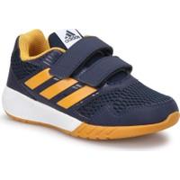 Adidas Altarun Cf K Lacivert Sarı Erkek Çocuk Koşu Ayakkabısı