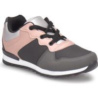 Seventeen Svf31 Gri Pembe Kız Çocuk Athletic Ayakkabı