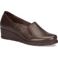 Polaris 5 Nokta 72.110072.Z Kahverengi Kadın Deri Ayakkabı