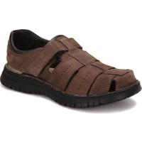Zen 476856 Kahverengi Erkek Deri Modern Ayakkabı